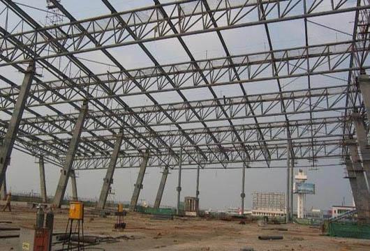六盘水钢结构大棚